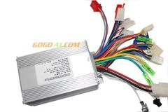 36V/48V 250W/350W 12A BLDC Motor Controller with anti theft
