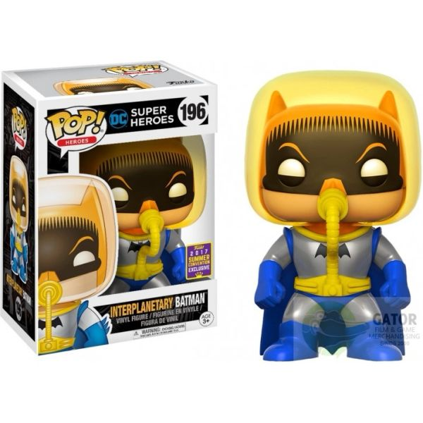 SDCC 2017 INTERPLANETARY BATMAN POP VINYL FIGURE