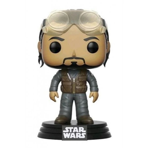 SDCC 2017 STAR WARS ROGUE ONE BODHI POP VINYL FIGURE