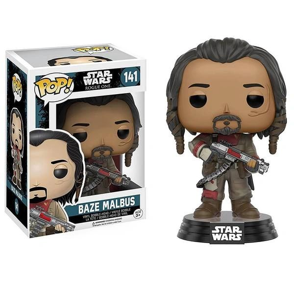STAR WARS ROGUE ONE BAZE MALBUS POP VINYL FIGURE