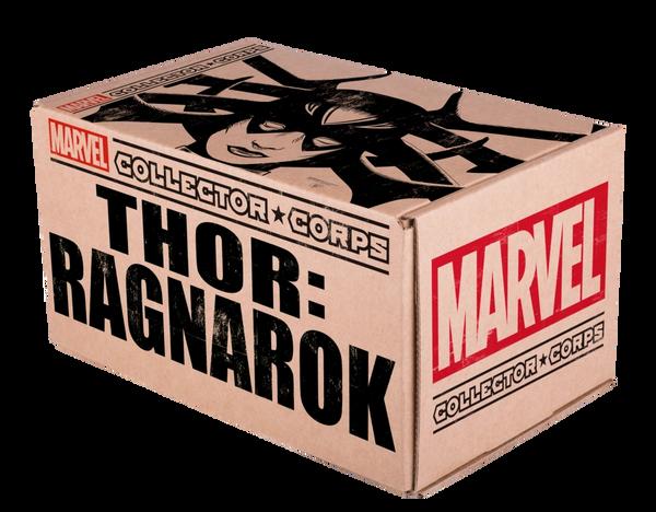 MARVEL COLLECTOR'S CORPS THOR RAGNAROK BOX (BACK ORDER)