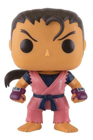Street Fighter POP! Games Vinyl Figure Dan