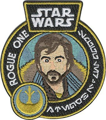 STAR WARS SMUGGLERS BOUNTY ROGUE ONE BOX EXCLUSIVE CAPTAIN CASSIAN ANDOR PATCH