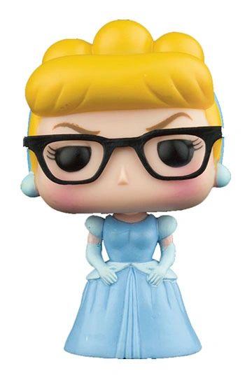 Disney Cinderella POP! Disney Vinyl Figure Cinderella Nerd (Hipster)