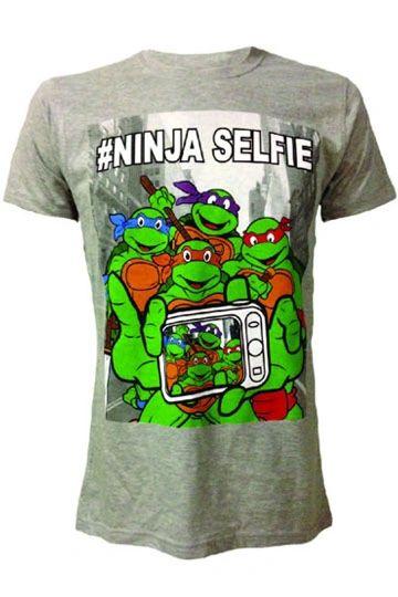 Teenage Mutant Ninja Turtles T-Shirt Selfie