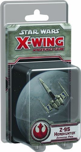 Z-95 Headhunter Expansion Pack: X-Wing Miniatures Game