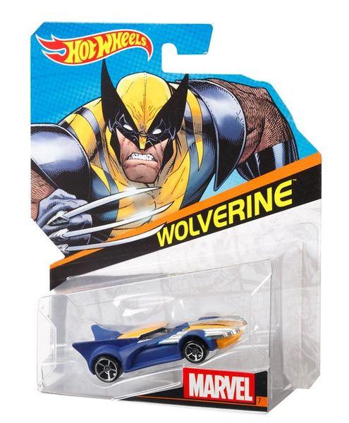 Hot Wheels Marvel Character Car - Selection
