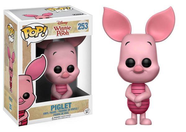 Winnie the Pooh POP! Disney Vinyl Figure Piglet