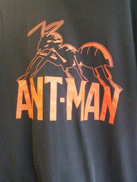 Marvel Ant-man Ant Logo T-shirt - Medium