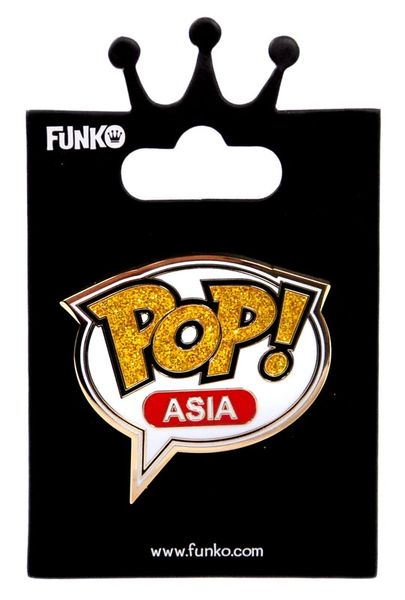 Funko Pop Asia 2015 SDCC Exclusive Large Pin Badge