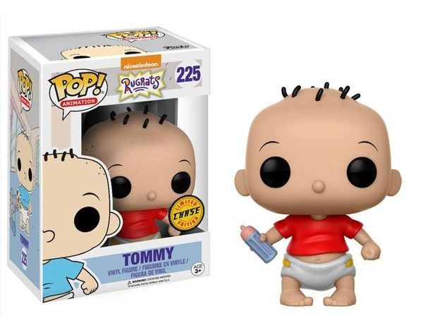 Rugrats POP! Television Figures Tommy Pickles (CHASE)