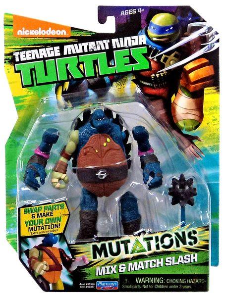TMNT Mutations Mix & Match Slash Action Figure