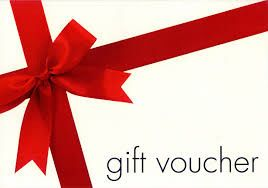 Online- The Pop Shop Elgin Gift Voucher - Select Amount needed