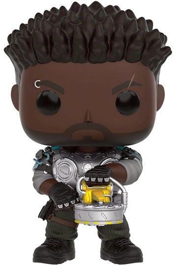 Gears of War POP! Games Vinyl Figure Del Walker