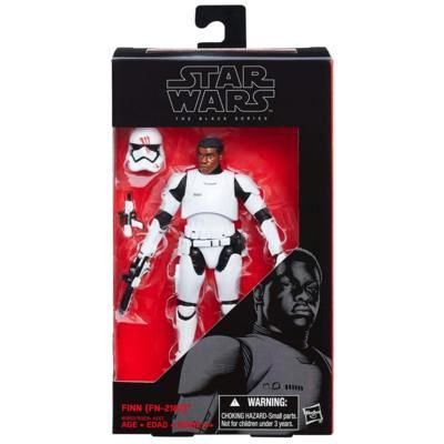 STAR WARS EPISODE VII BLACK SERIES 6 INCH FINN (FN-2187)
