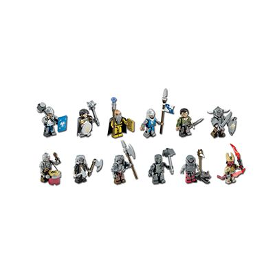 Dungeons and Dragons Kre-O blind-bagged figure- Single