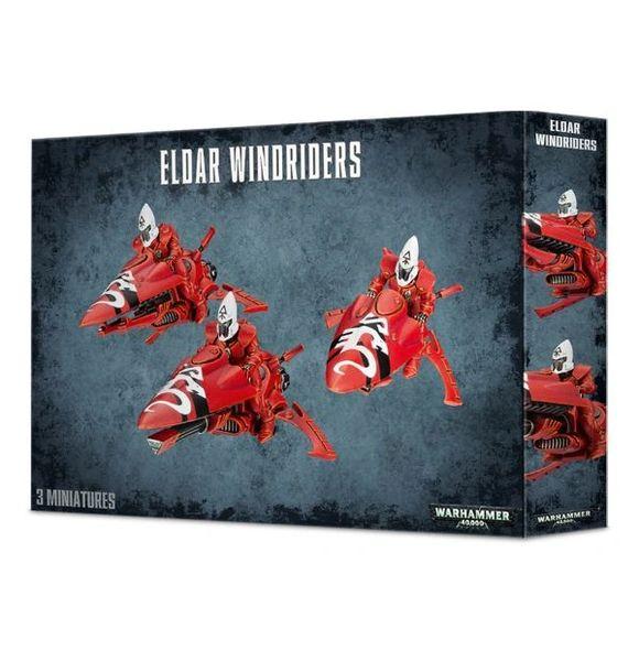 Warhammer 40k Eldar Windriders