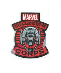 MARVEL COLLECTORS CORPS AVENGERS AGE OF ULTRON EXCLUSIVE - ULTRON PATCH
