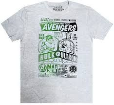 MARVEL COLLECTORS CORPS AVENGERS BOX- EXCLUSIVE HULK VS ULTRON POP T-SHIRT