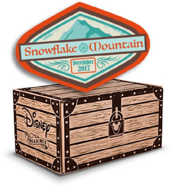 Funko Disney Treasures - Snowflake Mountain Box (Back order)