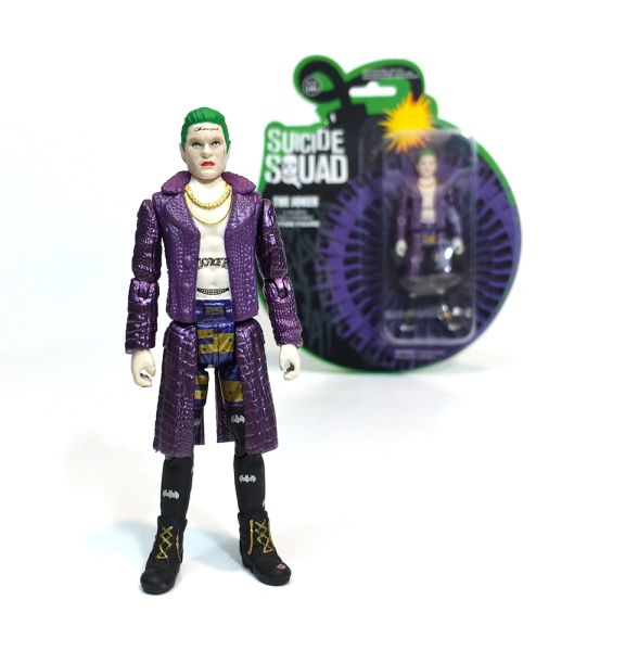 DC LEGION OF COLLECTORS SUICIDE SQUAD The Joker ACTION FIGURE