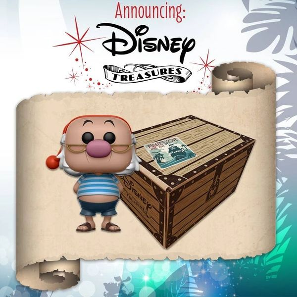 Funko Disney Treasures - Pirates Cove Box (Back-order)