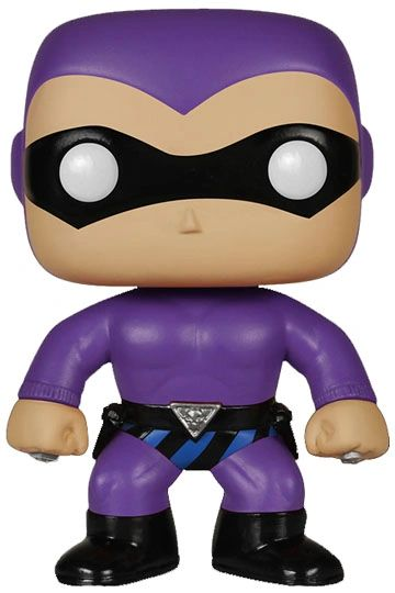 The Phantom POP! Heroes Vinyl Figure The Phantom