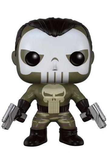 Marvel Comics POP! Marvel Vinyl Figure Punisher (Nemesis) Exclusive