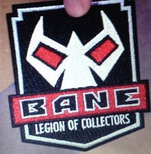 DC LEGION OF COLLECTORS - VILLAINS BOX EXCLUSIVE BANE PATCH