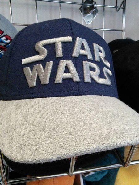 Star Wars Blue & Grey Logo Baseball Cap