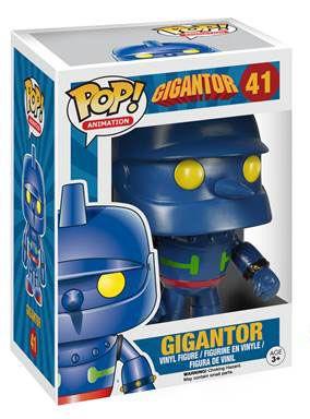 Gigantor POP! Animation Vinyl Figure Gigantor