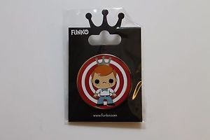 Funko Pop Asia Feddy Funko 2015 SDCC Exclusive Large Pin Badge