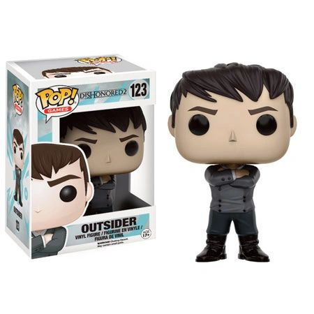 Dishonored 2 POP! Games Vinyl Figure OUTSIDER