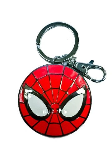 Marvel Comics Metal Keychain Spider-Man
