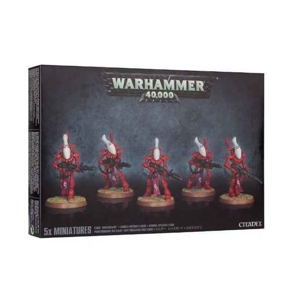 Warhammer 40k Eldar Wraithguard