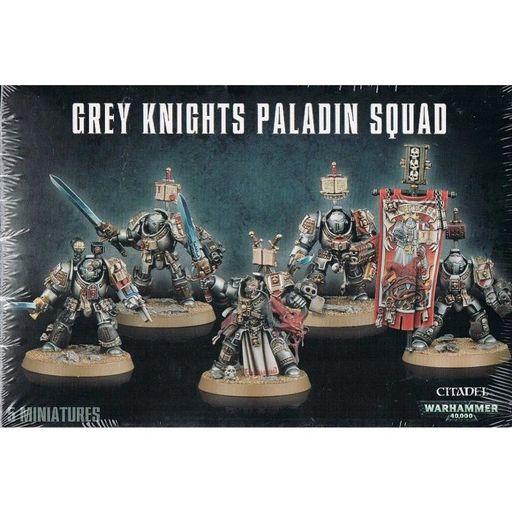 Warhammer 40k Grey Knights Paladin Squad
