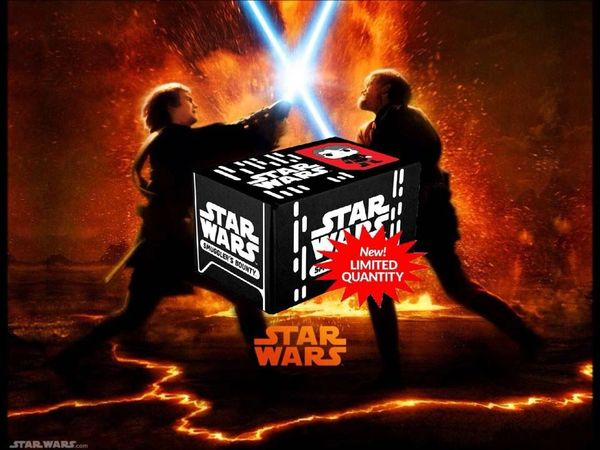 STAR WARS SMUGGLERS BOUNTY - REVENGE OF THE SITH BOX (PRE-ORDER)