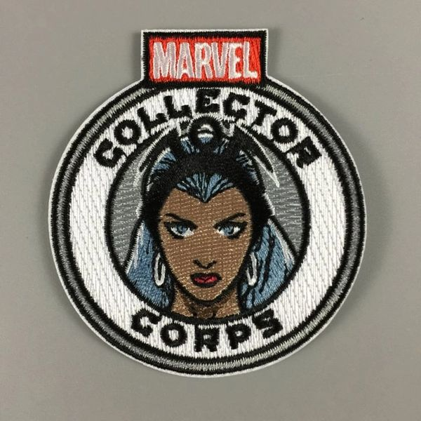 MARVEL COLLECTORS CORPS CLASSIC X-MEN BOX EXCLUSIVE - STORM PATCH
