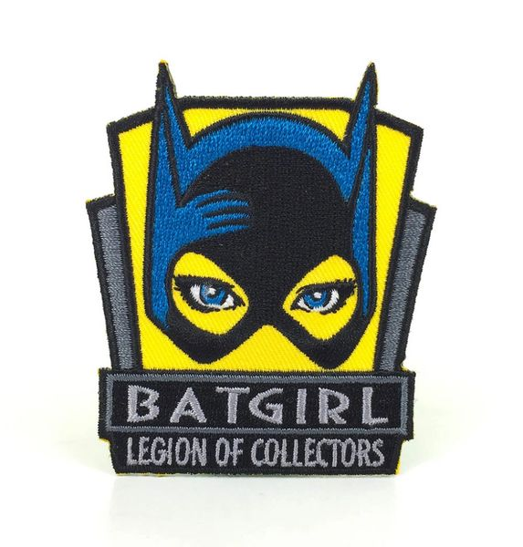 DC Legion Of Collectors Women of Dc Exclusive Batgirl Patch