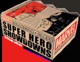 MARVEL COLLECTOR'S CORPS SUPER HERO SHOWDOWNS BOX (BACK ORDER)