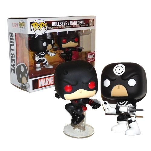 MARVEL COLLECTORS CORPS - BULLSEYE & DAREDEVIL EXCLUSIVE 2 PACK