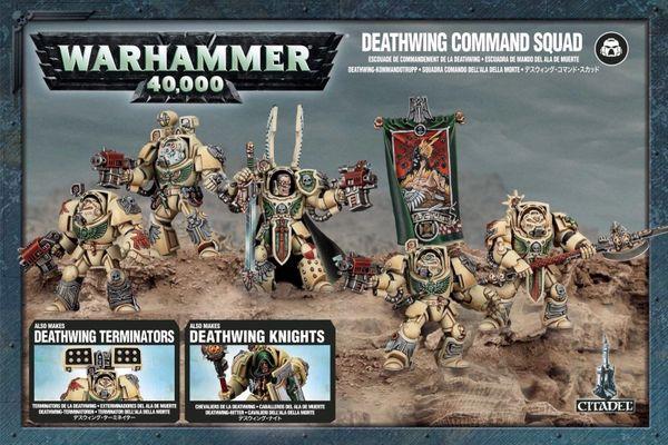 Warhammer 40k Deathwing Command Squad