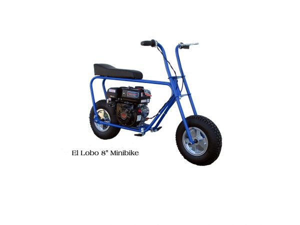 Made in the USA minibike kits, custom larger minibike , pit bike ...