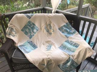 Garment Print Custom Patchwork Blankets
