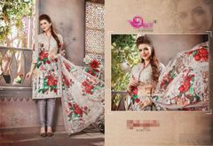 Stylish beautiful fancy colorful casual wear & ethnic wear summer collection cotton printed dresses