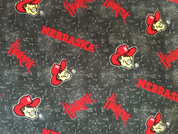 Nebraska cornhusker Huskers Flannel