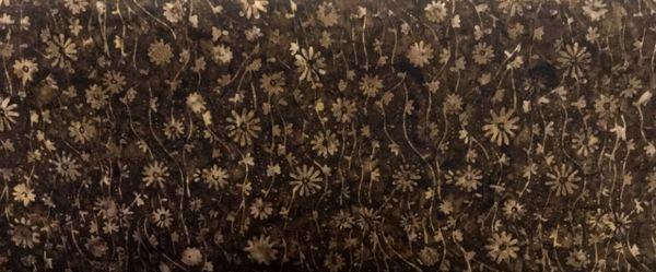 Blank Quilting Brown Sumatra
