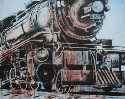 Engine #25