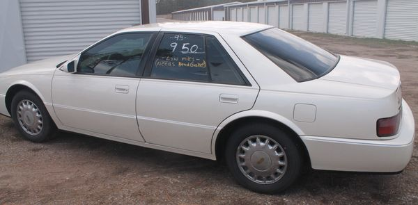 1993 Cadillac Seville STS-PRICE REDUCED-