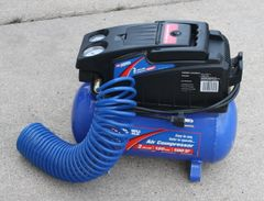 Campbell Hausfeld 2 Gallon Air Compressor #FP 204800